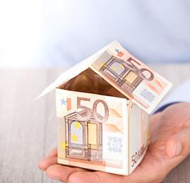 Hausbankzu teuer? mehr ...